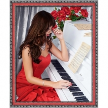 Diamond Painting Pianiste