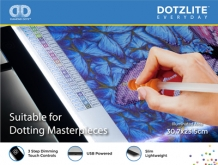 **Led lightpad 'Dotz Lite - Everyday'**