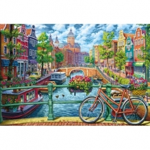 Diamond Painting 1 meter breed Amsterdam